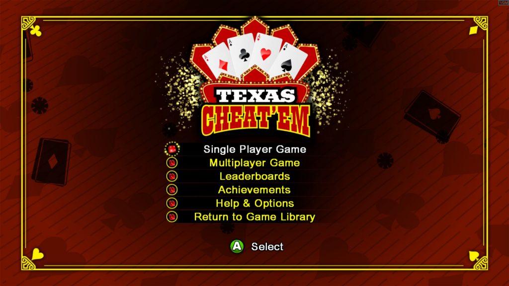 Texas Cheat Em Game